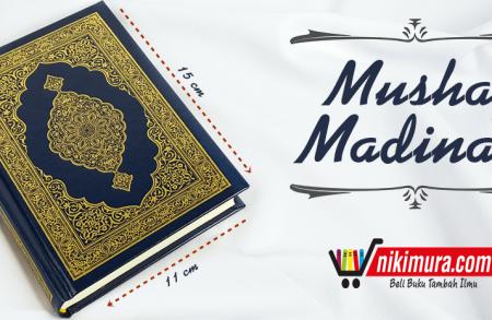 Al-Qur'an Mushaf Madinah Ukuran 11 cm