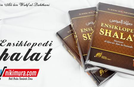 Buku Ensiklopedia Shalat (3 Jilid)