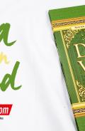 buku do'a & wirid disertai transliterasi indonesia