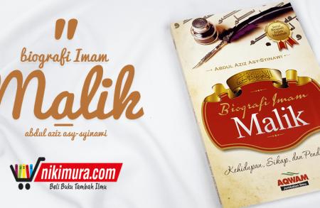 Buku Biografi Imam Malik (Aqwam)
