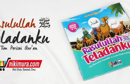 Buku Rasulullah Shallallahu 'Alaihi wa Sallam Teladanku
