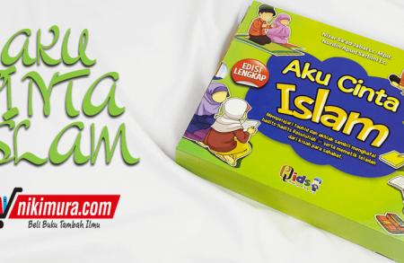 Buku Aku Cinta Islam (QIDS)