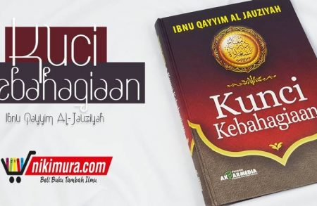 Buku Kunci Kebahagiaan