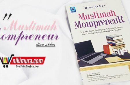 Buku Muslimah Mompreneur