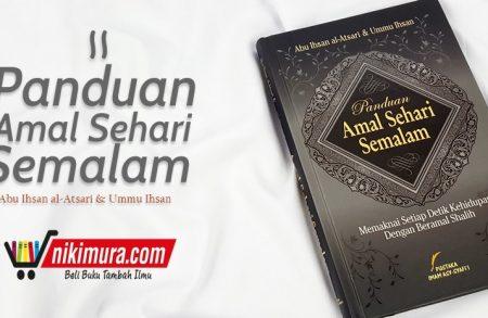 Buku Panduan Amal Sehari Semalam (Pustaka Imam asy-Syafi'i)