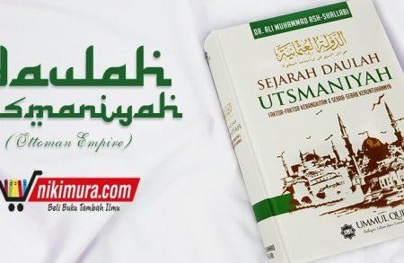 Buku Sejarah Daulah Utsmaniyah