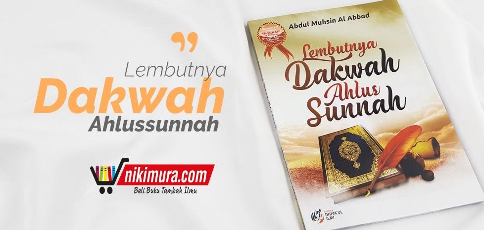 buku lembutnya dakwah ahlus sunnah