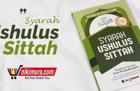Buku Syarah Ushul Sittah
