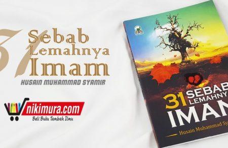 Buku 31 Sebab Lemahnya Iman (Darul Haq)