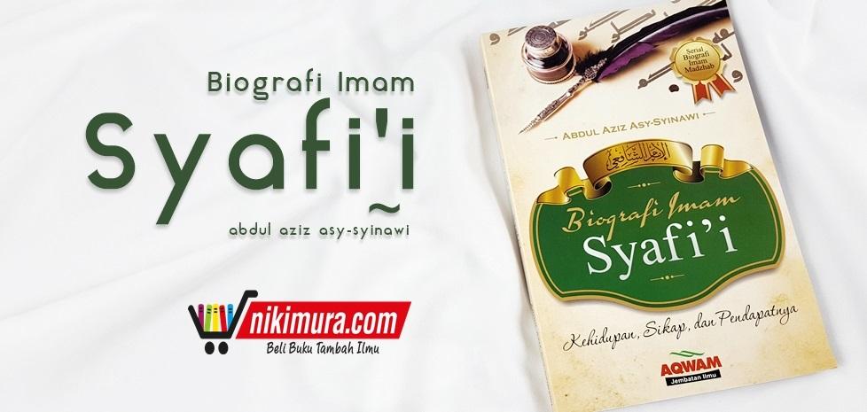 Buku Biografi Imam Syafi'i (Aqwam)