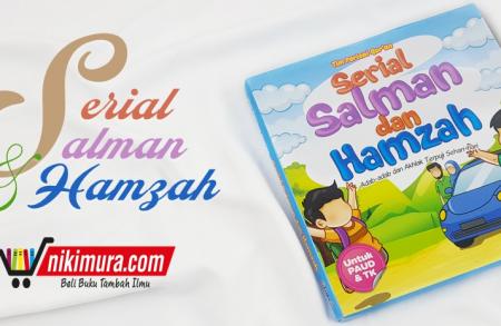 Buku Serial Salman dan Hamzah (Penerbit Qids)