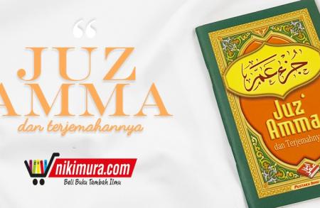 Buku Saku Juz Amma dan Terjemahnya (Pustaka Ibnu Umar)