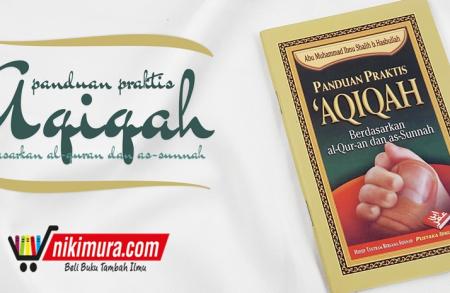 Buku Saku Panduan Praktis Aqiqah (Pustaka Ibnu Umar)