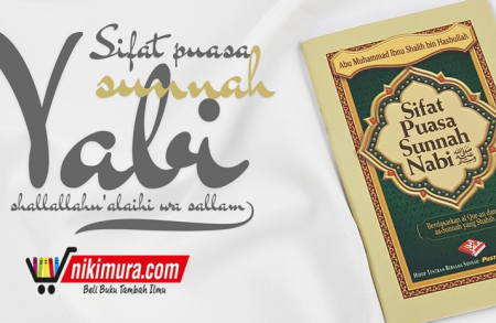 Buku Saku Sifat Puasa Nabi (Pustaka Ibnu Umar)