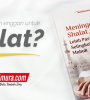 Buku Meninggalkan Shalat, Lebih Parah daripada Selingkuh dan Mabuk (Rumaysho)