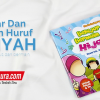 Buku Belajar dan Bermain Huruf Hijaiyah (Penerbit Qids)