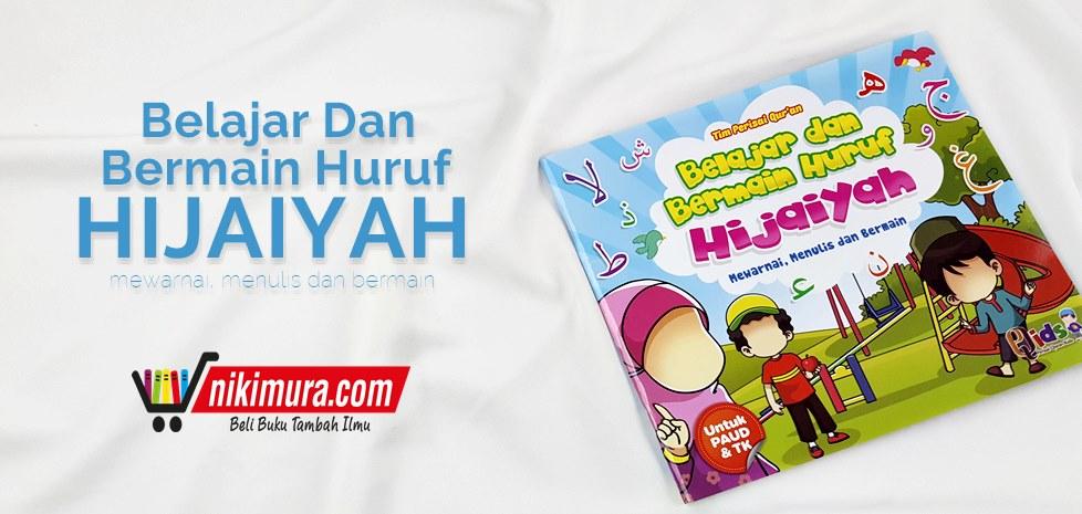 Buku Belajar Dan Bermain Huruf Hijaiyah Penerbit Qids