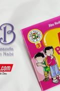 Buku Anak Adab Berbicara & Bercanda – FREE STICKER (Media Sholih)