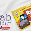 Buku Anak Adab Tidur Sesuai Tuntunan Nabi – Bonus Sticker (Media Sholih)