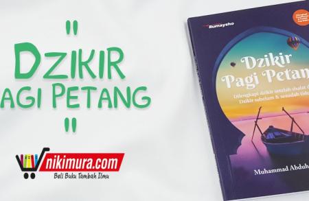 Buku Dzikir Pagi dan Petang (Penerbit Rumaysho)