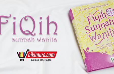 Buku Fiqih Sunnah Wanita (Griya Ilmu)