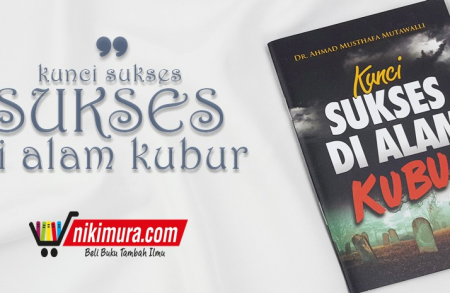Buku Kunci Sukses Di Alam Kubur (Pustaka al-Inabah)