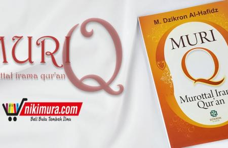 Buku Panduan Murottal Irama Qur'an (Penerbit Dzikron)