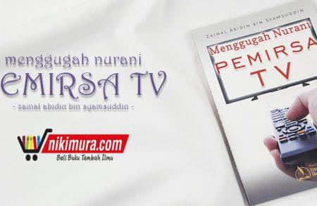 Buku Saku Menggugah Nurani Pemirsa TV (Pustaka Imam Bonjol)
