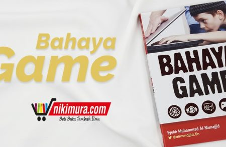 Buku Bahaya Game (penerbit Aqwam)