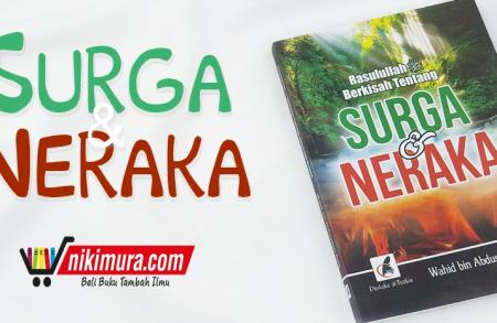 Buku Rasulullah Berkisah Surga & Neraka (Pustaka at-Tazkia)