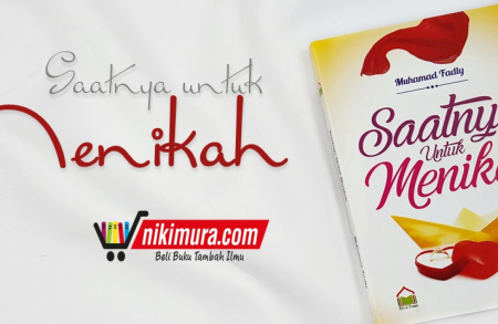 Buku Saku Saatnya Menikah (penerbit Darul Ihsan)