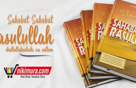 Buku Sahabat-Sahabat Rasulullah (4 Jilid) (Pustaka Ibnu Katsir)