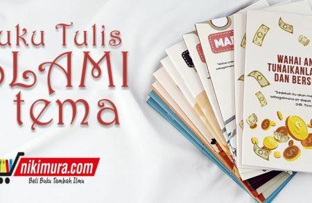 Buku Tulis Islami 5 Tema (Oke Muslim)