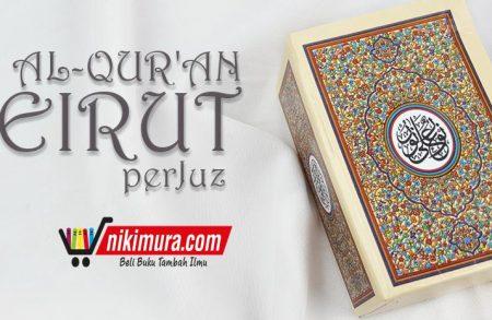 Al-Qur'an Beirut Per Juz Ukuran Saku