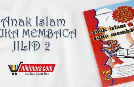 Buku Anak Islam Suka Membaca Jilid 2 (Pustaka Amanah)