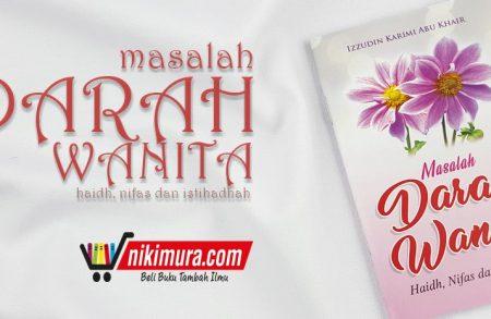 Buku Saku Masalah Darah Wanita (Pustaka Al-Inabah)