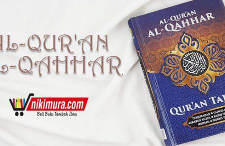 Al-Qur'an Tajwid Al-Qahhar Ukuran A5 (Mahfirah Pustaka)