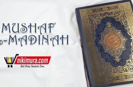 Mushaf Madinah Al-Qur'an Al-Karim Ukuran Jumbo (Penerbit Dar Syafi'i)