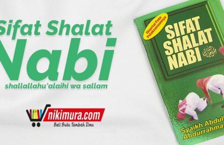 Buku Saku Sifat Shalat Nabi (Penerbit At-Tibyan)