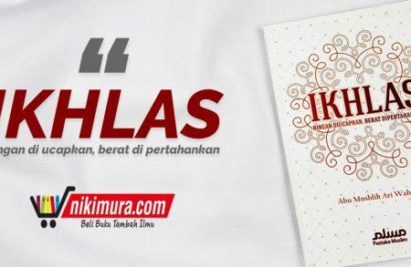 Buku Saku Ikhlas (Pustaka Muslim)