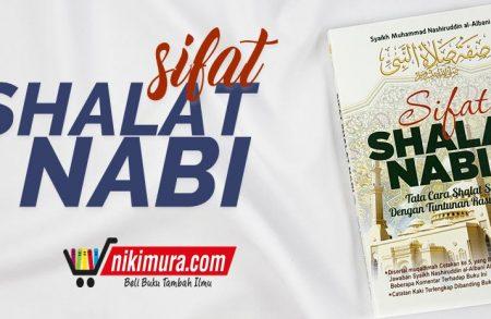 Buku Sifat Shalat Nabi (Penerbit At-Tibyan)