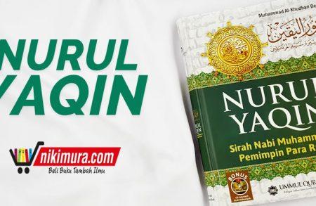 Buku Nurul Yaqin Sirah Nabi Muhammad Pemimpin Para Rasul (Ummul Qura)