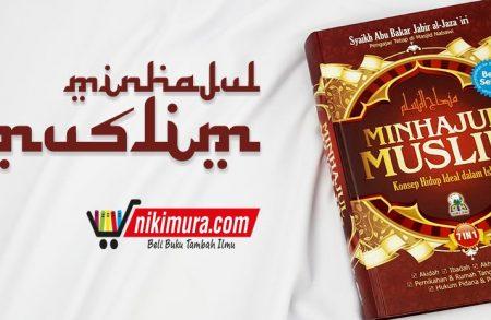 Buku Minhajul Muslim (Penerbit Darul Haq)