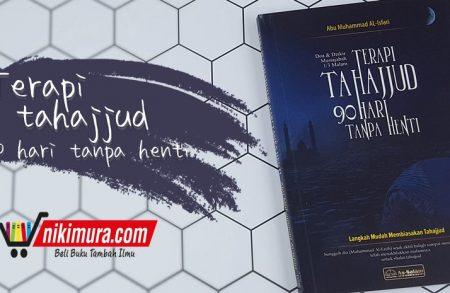 Buku Terapi Tahajjud 90 Hari (Penerbit As-Salam Publishing)