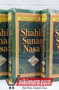 Buku Shahih Sunan Nasa'i 3 Jilid (Pustaka Azzam)