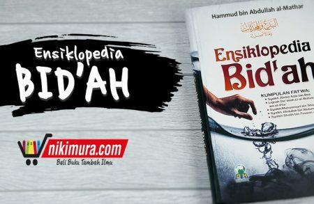 Buku Ensiklopedia Bid'ah (Penerbit Darul Haq)