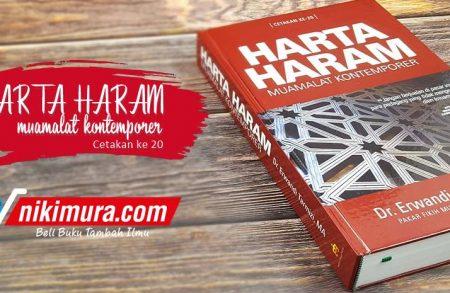 Buku Harta Haram Muamalat Kontemporer Cetakan Ke-20 (Berkat Mulia Insani)