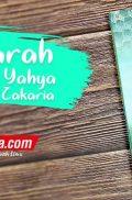 Buku Syarah Wasiat Nabi Yahya bin Zakaria (Penerbit At-Tibyan)