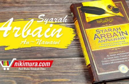 Buku Syarah Arba'in An-Nawawi (Darul Haq)