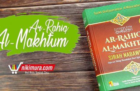 Buku Ar-Rahiqul Makhtum Sirah Nabawiyah (Penerbit Insan Kamil)